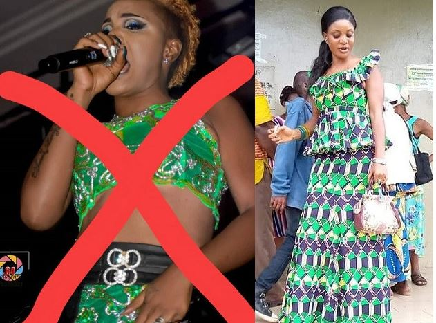 'I don't want to suffer on earth and suffer in hell' - Liberian star, Canc Queen quits music & gives her life to Christ 1