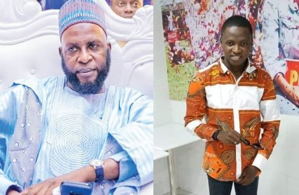 Oyo Islamic Cleric, Taofeeq Akeubagold shares photos of his worker who orchestrated the kidnap of his twins 1