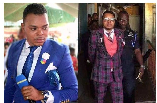Ghanaian Pastor, Bishop Obinim still in police custody after failing to meet bail requirements 1