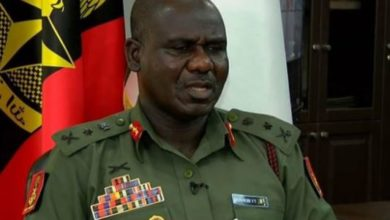 Photo of Soldiers insulting Buratai in viral video have been identified & will undergo observation and counseling – Defence HQ