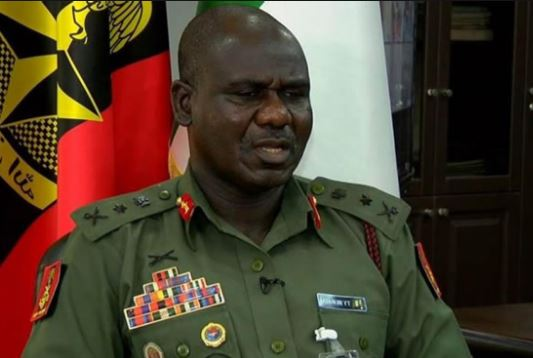 Soldiers insulting Buratai in viral video have been identified & will undergo observation and counseling - Defence HQ 1