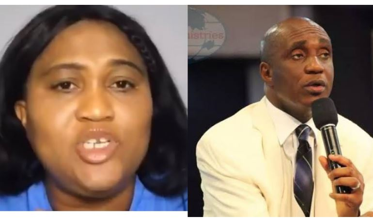 You're ignorant and it stinks - UK-based doctor, Idee Charles slams Pastor Ibiyeomie, accuses him of fooling followers while people are dying around the World (video) 1