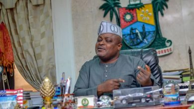 Photo of Money is meant to be spent – Lagos Speaker, Mudashiru Obasa reacts to Fraud allegation against him (videos)