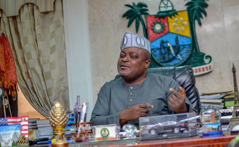 Lagos speaker, Mudashiru Obasa explains how wives of Lagos lawmakers spent N80m on Dubai trip 1