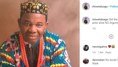 Photo of 'Still the most Handsome Actor alive, NO arguments'- Chiwetalu Agu says as he shares dapper new photo