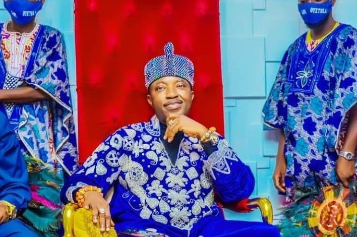 "Oluwo of Iwo condemns ""Ignorance"" that makes Black men worship the White man's God while demonizing Sango ""who was a good man"" 1"
