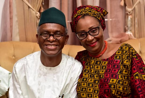 """""""Don't honour them by blocking"""" - El- Rufai teaches wife how to deal with twitter trolls 1"""