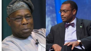 Photo of US has belittled AfDB — Obasanjo writes over calls for probe of Akinwumi Adesina