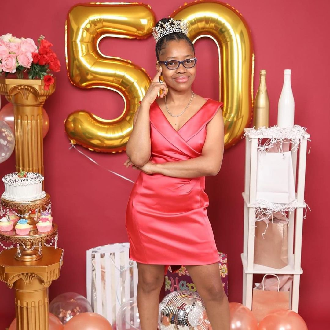 50-year-Old woman shares stunning birthday Photos looking like a Teenager (Photos) 19