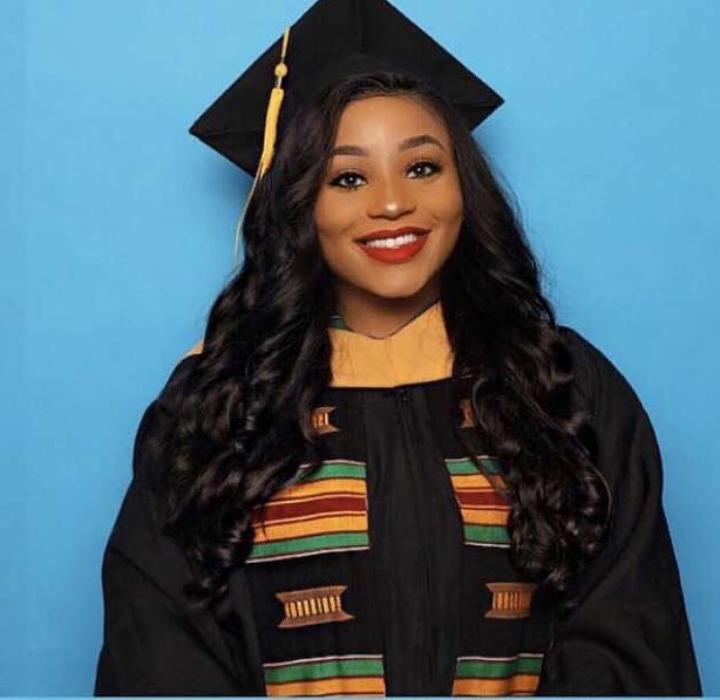Daughter of Senator Ademola Adeleke graduates from US University despite Covid-19 6
