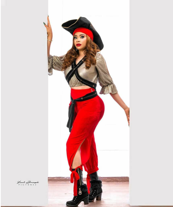 FFK's Wife and Triplets celebrate birthday with Pirate themed photos 6