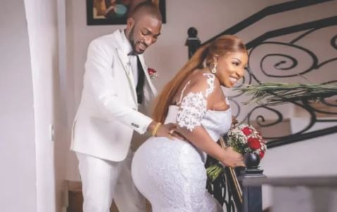 My husband washes my pants and its okay - Anita Joseph 1