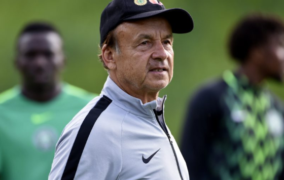 Nobody can tell me who to pick, Rohr clears air on NFF picking Players 1