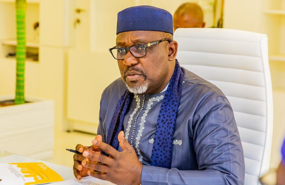 Almajiri could be President someday - Okorocha tells Northern Leaders 1