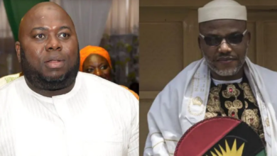 Photo of Asari Dokubo is attacking me because I stopped giving him money – Nnamdi Kanu