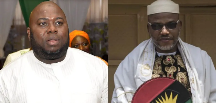 Asari Dokubo is attacking me because I stopped giving him money - Nnamdi Kanu 1