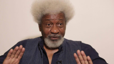 "Photo of ""Buhari is not in charge of this Nation"" – Soyinka"