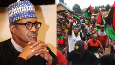 Photo of IPOB is using Christianity to drive a wedge between Nigeria and its allies – Presidency