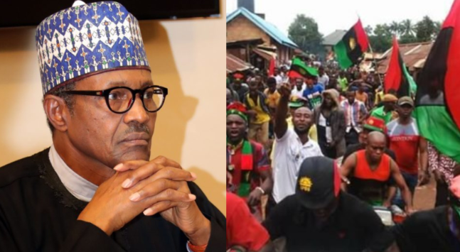 IPOB is using Christianity to drive a wedge between Nigeria and its allies - Presidency 1