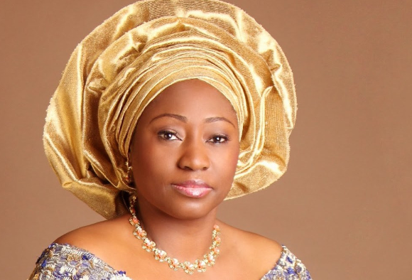 Ekiti First Lady, Bisi Fayemi shares story of how a relative tried to sexually molest her at 10 1
