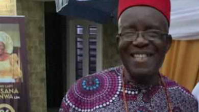Photo of Founder and chairman of Tonimas Oil, Dr. Anthony Enukeme dies at 75