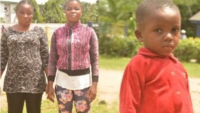 Photo of Police arrest two women for stealing a two-year-old boy in Imo
