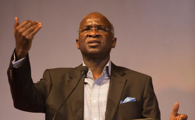 Nigerians are disappointed because they are looking for results in the wrong place – Fashola 1