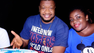 Photo of Nollywood actor, Browny Igboegwu, Wife welcome their first Child after 10 years of marriage