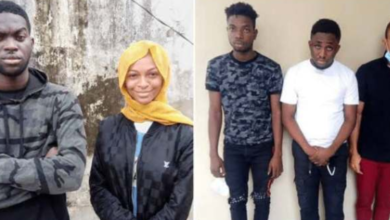 Photo of Internet Fraud: EFCC arrests Social Media Influencer @Adeherself, four others