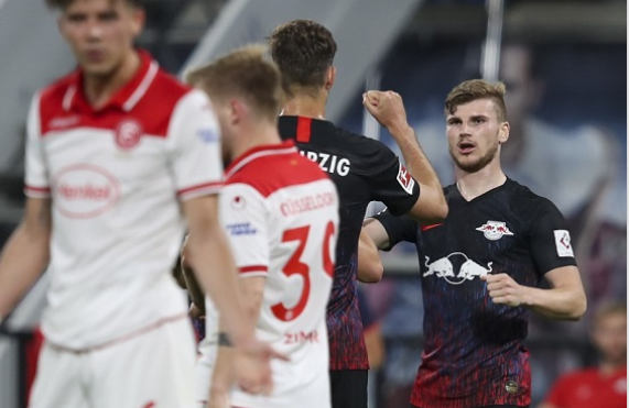 Chelsea signs Striker, Timo Werner from RB Leipzig 1