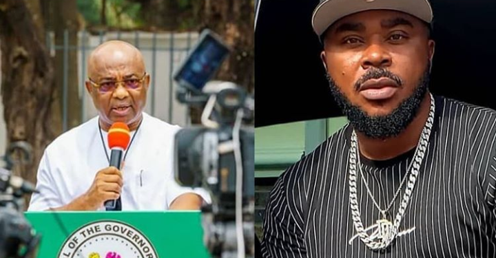 Actor, Bobby Michaels becomes S.A to Imo State Governor 1