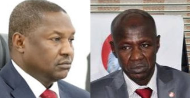 Magu was invited before the panel because of an alleged memo by Malami - PACAC 1