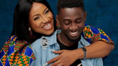 Photo of Super Eagles Player, Wilfred Ndidi celebrates Wife on her birthday