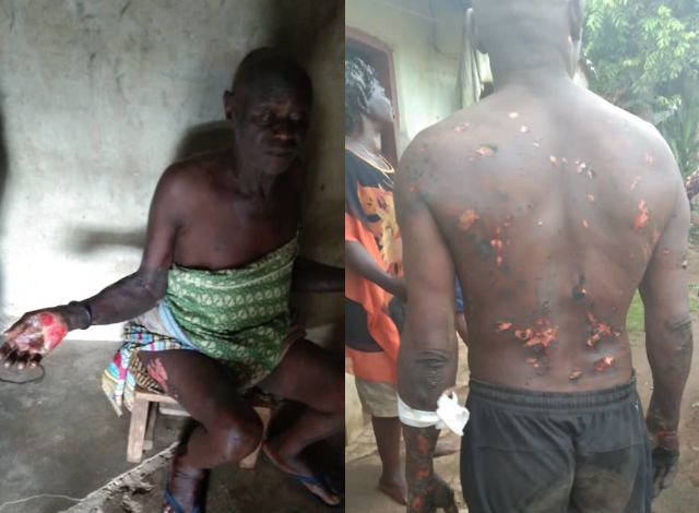 S.A to Cross River Governor allegedly burns his subordinates after a dream he had. 1