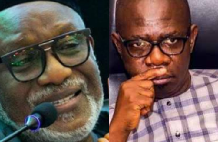 Akeredolu fires deputy Governors aides, Agboola reappoint aides. 1