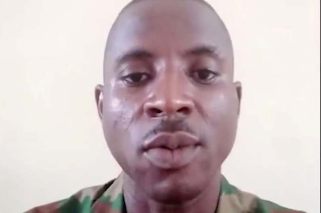 Lance corporal blast Buratai over killings in the North, gets arrested 1