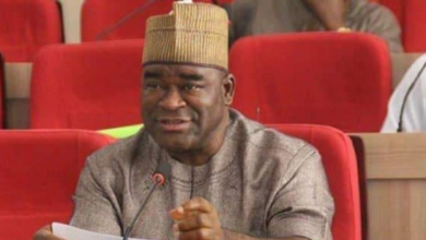 Photo of Kogi Lawmaker, John Abah is dead