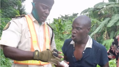 Photo of Man rescued from committing suicide in Ogun State