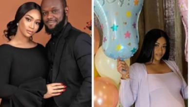 Photo of Seyi Tinubu, Wife. Welcome Baby Boy
