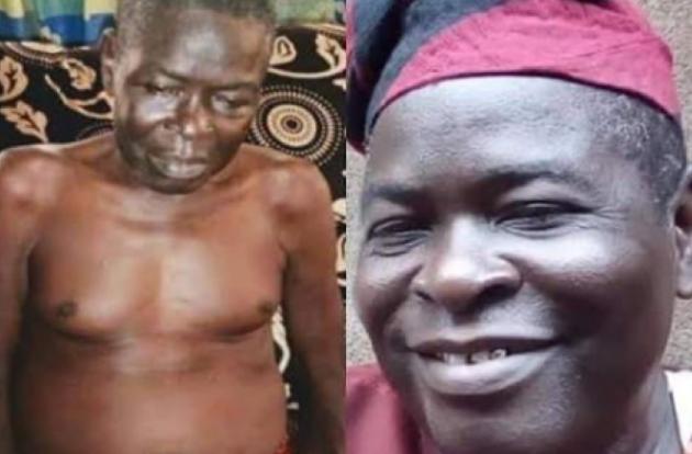 Veteran Actor, Ogun Majek is dead 1