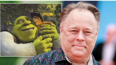 Photo of Kelly Asbury, Director of award winning animation, Shrek 2 dies of Cancer