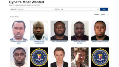 Photo of US Government declares Six Nigerians wanted for Cyber Crime
