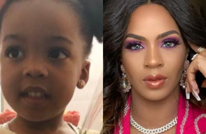 Venita Akpofure celebrates daughter as she turns 3 1