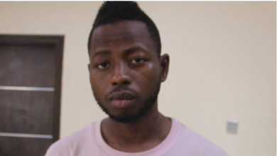 Photo of Cash Nation Record Label Boss, Kashy arrested for alleged Internet fraud