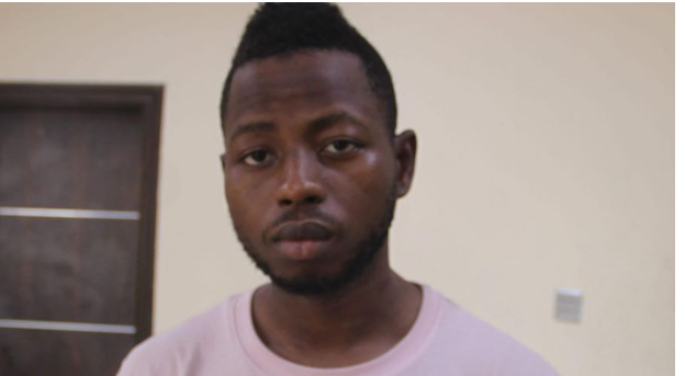 Cash Nation Record Label Boss, Kashy arrested for alleged Internet fraud 1