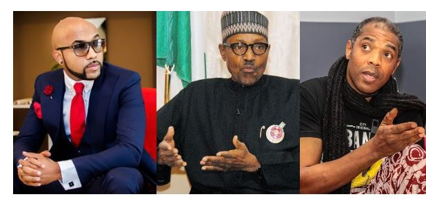 Banky W and Femi Kuti slam FG for giving N27bn to National Assembly for renovation after significantly slashing education and health budget 1