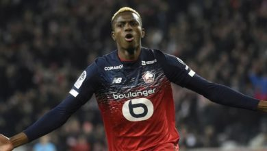 Photo of 'Ignore this fake news' – Victor Osimhen dismisses reports of imminent transfer to Napoli