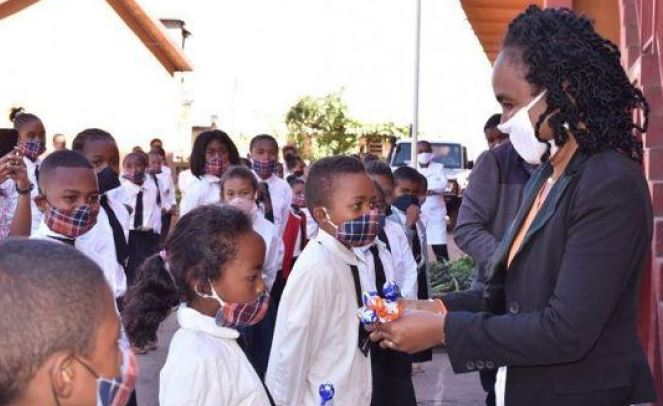 Madagascar's education minister fired for attempted embezzlement over her plans to buy $2.2million sweets for school children 1
