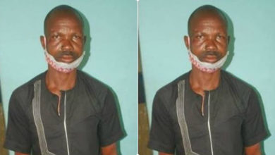 Photo of Father confesses that he defiled his two daughters