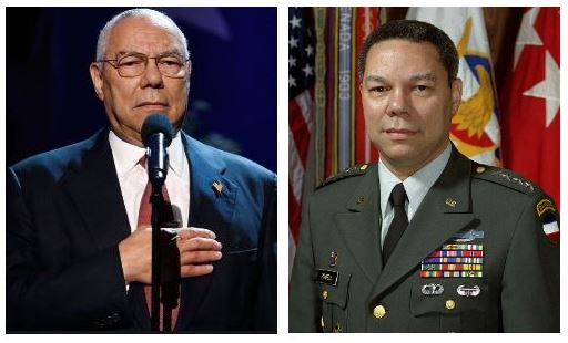 Former Republican SOS, Colin Powell says Trump has Strayed from the constitution and he won't be voting for him 1